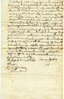Sylvanis Perkins note for the care of his parents, Biddeford, June 12, 1828