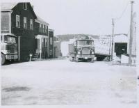 Herring transportation, Lubec, ca. 1968