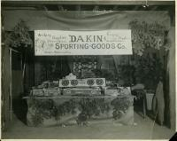 Dakin Store Archery Window Display, Bangor, ca. 1937