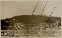 Shipwreck, Lubec, 1915