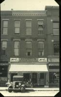 Central Street, Economy's Market, Bangor, ca. 1935