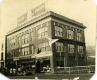 Central Street, Kirstein Block, Bangor, ca. 1935