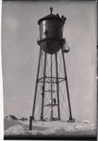 Water tank, Lincoln, 1902