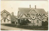 Centennial on Main Street, Lubec, 1911