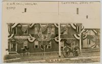 Centennial, Knights of Pythias Hall, Lubec, 1911