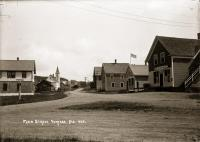 Main Street, Portage Lake, ca. 1915