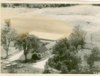 Aerial View of Skyline Farm, ca. 1965