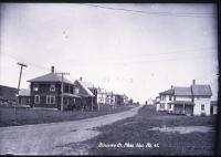 Benjamin Street, Mars Hill, ca. 1920