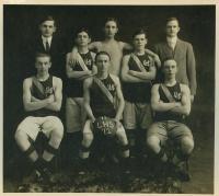 Basketball champions, Lubec, 1912