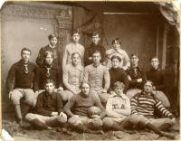 Thornton Academy Football Team, Saco, 1894