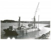 Boat facility, Lubec, ca. 1970