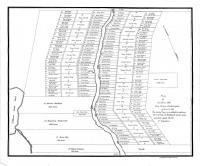 Kennebec Proprietors map, Hallowell, April 1771