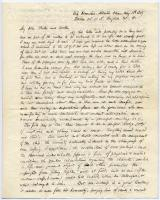 Josiah Pierce on passage to England, 1849