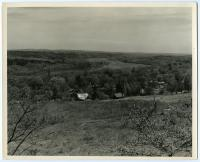 Powder House Hill, Hallowell, 1938