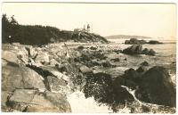 West Quoddy Head and Light Station, Lubec, ca. 1890