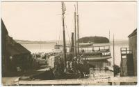 Ferry Landing, Lubec, ca. 1910