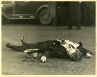 Clarence Shaffer's Dead Body, Bangor, 1937