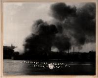 Beginning of the Bangor fire, 1911