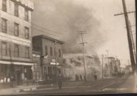 Fire, Bangor, 1911