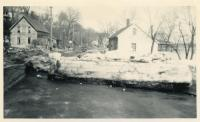 Flood, Joppa at the Lower End, Hallowell, 1936