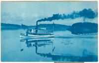 Steam ferry, Lubec, ca. 1899