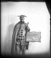 """Faust"" advertisement, Biddeford, ca. 1915"