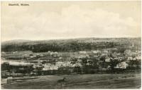 Blue Hill village ca. 1920