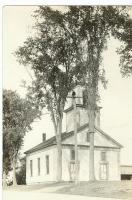Lincoln Center Baptist Church, Lincoln, ca. 1900