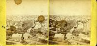 View of Bangor from Old Court House, ca. 1882