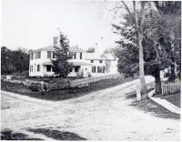 Nathan Ellis House, Blue Hill ca. 1880