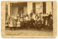 Warren St. School, Hallowell, ca. 1890