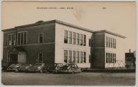 Elementary school, Lubec, ca. 1950