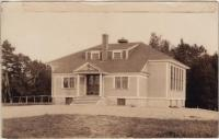 South Lincoln schoolhouse, Lincoln, ca. 1930