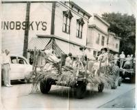 Water Street Parade, Lubec, ca. 1955