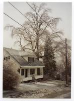 Ice Storm, Wingate Residence, Hallowell, 1998
