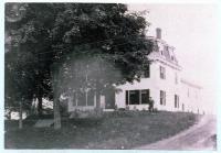 Otis Martin Residence, Guilford, ca. 1900