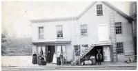 Erastus Hussey Building, Guilford, ca. 1890