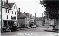 North Main Street, Guilford, ca. 1935