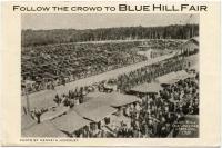 Blue Hill Fair, 1937