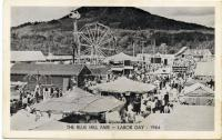Postcard of the Blue Hill Fair, 1964