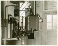 Water processing, Lubec, ca. 1955