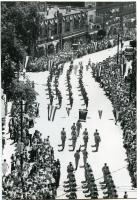 City Centennial parade, Biddeford, 1955