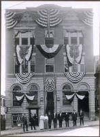 Decorated Journal Building, Biddeford, 1916