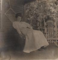 Rusticator, Blue Hill, 1907