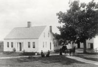 The Charles Richmond Loring house, North Yarmouth, ca. 1892