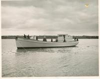 Sardine carrier Jacob Pike, Thomaston, 1948