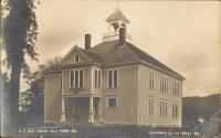 George Stevens Academy, Blue Hill, 1913