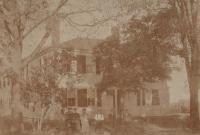 The Academy House, Blue Hill, ca. 1900