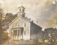 Blue Hill Academy, Blue Hill, ca. 1893