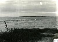 Islands seen from Biddeford Pool, 1917
